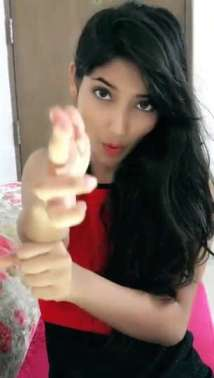 Angel Rai-Ram Chahe Leela Tiktok Video Status